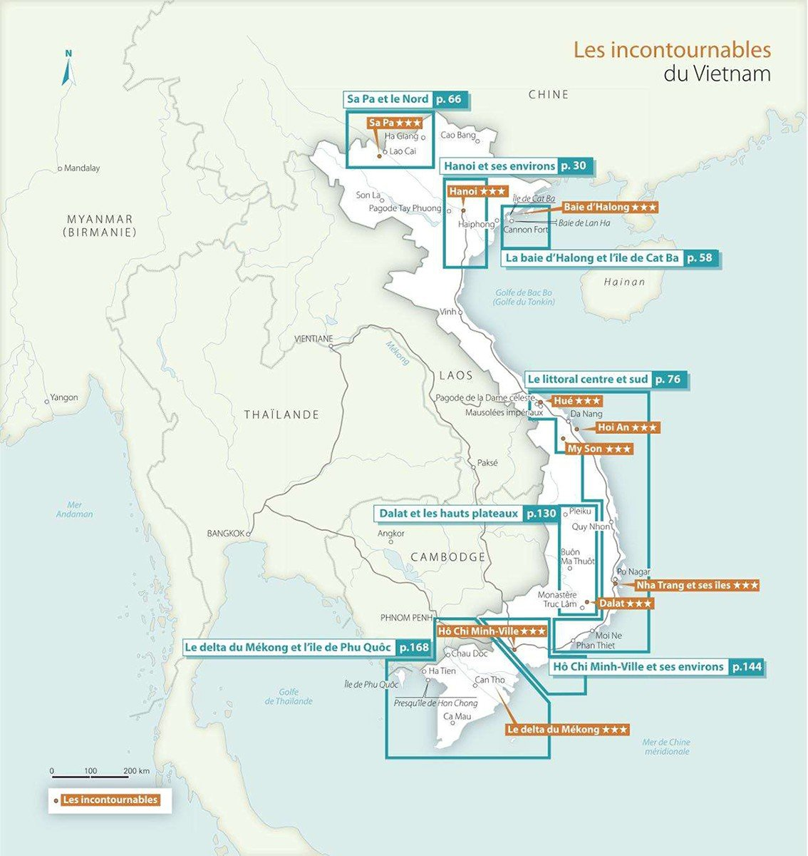 Exceptionnel Les 8 plus belles plages du Vietnam | Le blog Evasion NY82