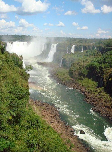 Parc national d'Iguazu, Brésil/Argentine