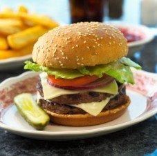 Le burger, le vrai goût de l'Ouest