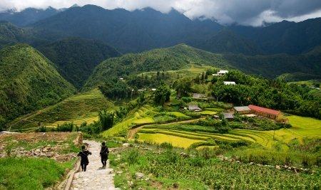 Idées de randonnées au Vietnam