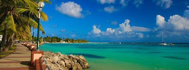 Ste Anne en Guadeloupe