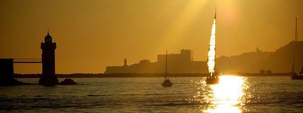 Marseille, quelques jours au calme…