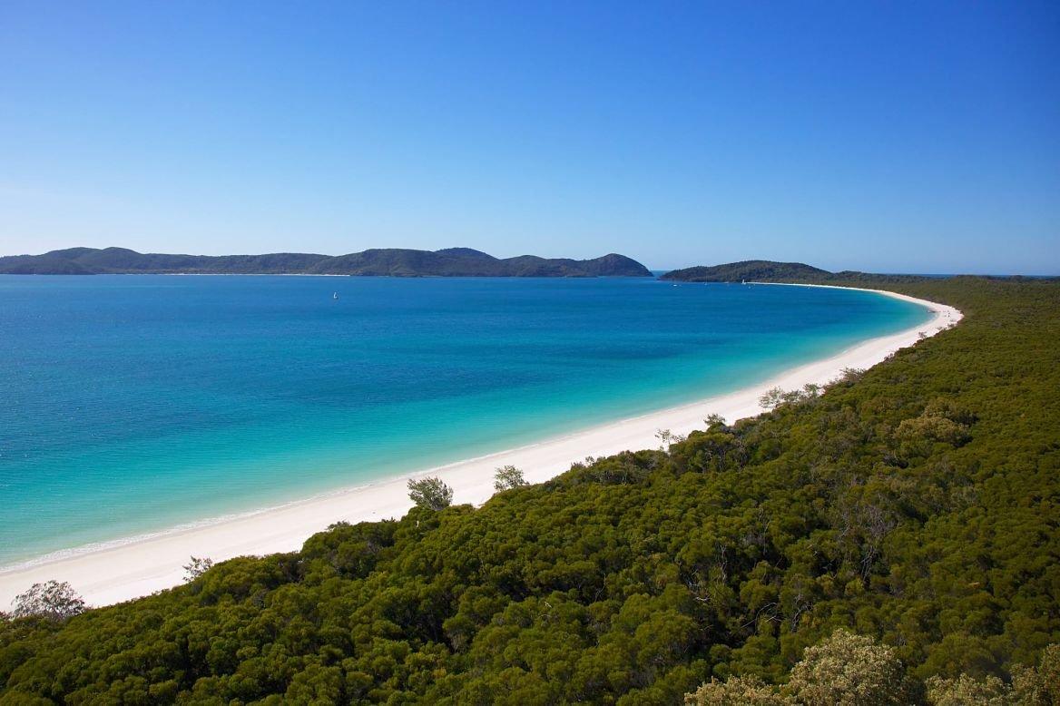 Whiteheaven Beach en Australie
