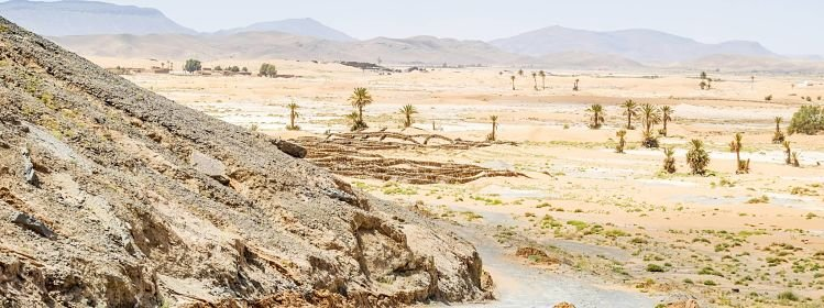 Aux portes du Sahara, les villages du Tafilalt