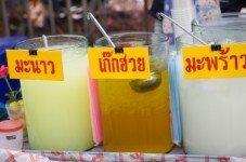 En Thaïlande, dans la rue… des festins inattendus