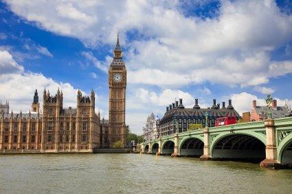 Balades londoniennes au bord de l'eau