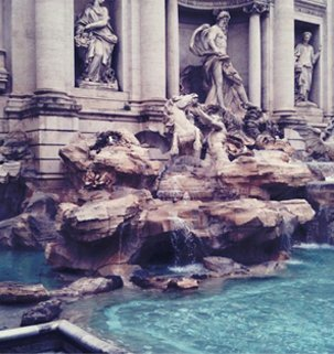 Rome et le cinéma: voyage parmi les étoiles
