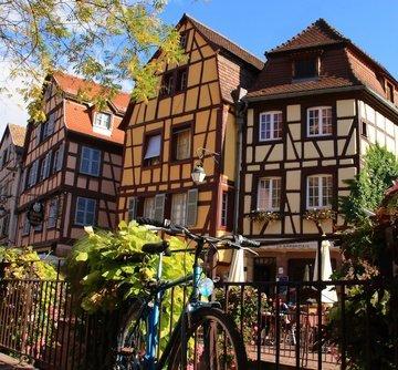 Strasbourg: jamais sans mon vélo