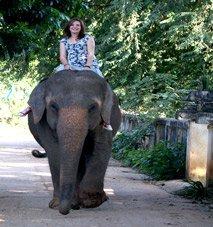 Corinne Stoppelli : Bien-aimée Thaïlande…