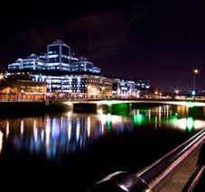 Dublin: Rock on!
