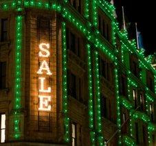 Prêts pour une virée shopping à Londres ?