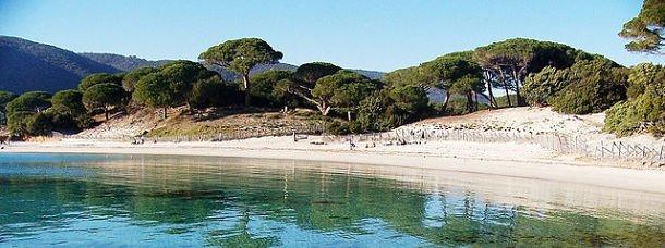 Plage de Palombaggia, Corse, France