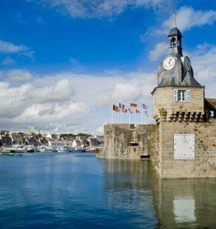 Du golfe du Morbihan à Concarneau