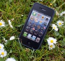 Voyager avec l'Iphone