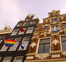 Amsterdam, un gay séjour…