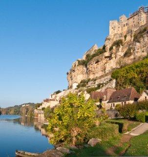 Séjour le long de la rivière Dordogne