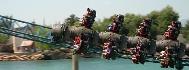 10 parcs d 39 attractions tr s fun le blog evasion - Barcelone parc d attraction port aventura ...