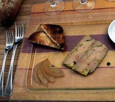 Le foie gras de Dordogne