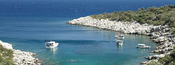Turquie, lumineuse Lycie