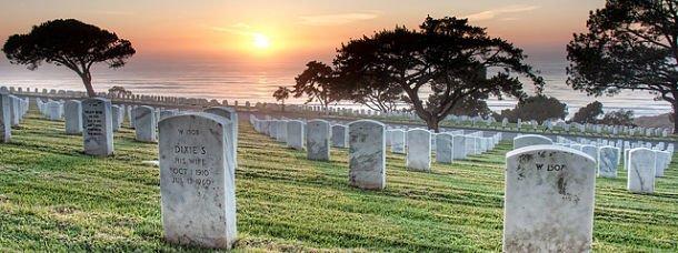 Les cimetières du monde