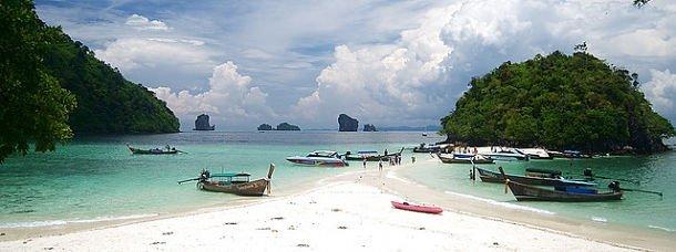 Îles de rêve en Thaïlande