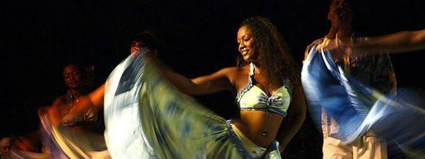 Le Séga tambour de l'Ile Rodrigues: chaud devant!