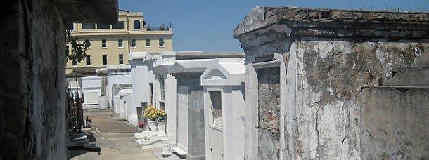 Cimetière de Saint Paul