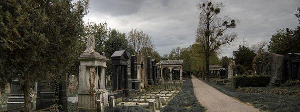 Cimetière de Zentralfriedhof