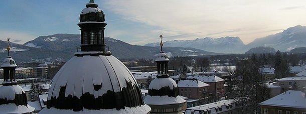 Un avant-goût de Noël à Salzbourg