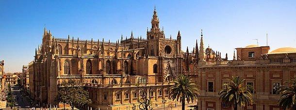 5 raisons d'aller à Séville