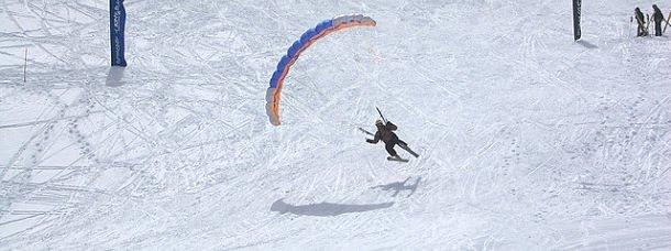 Sports d'hiver étonnants