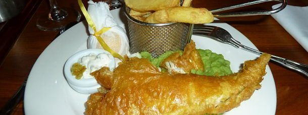 Le fish n chips
