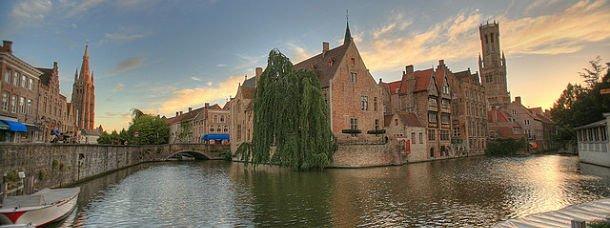 Bruges, la petite Florence du Nord