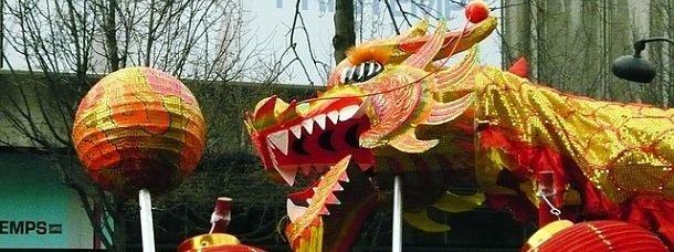 Saveurs du nouvel An chinois
