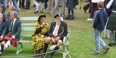 tenues écossaises