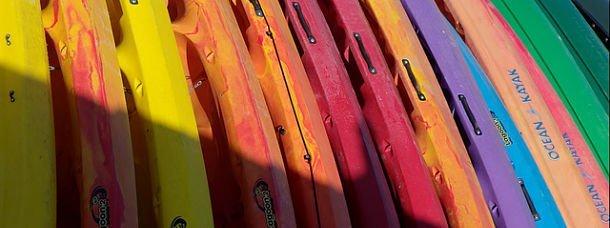 Bretagne: de Bénodet à Quimper, balade en kayak sur l'Odet