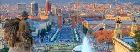 Barcelone : Retour à Montjuïc