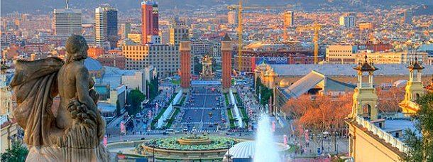 Barcelone: une journée sur la colline de Montjuïc
