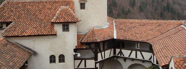 Le chateau de Brane, chateau de Dracula en Roumanie