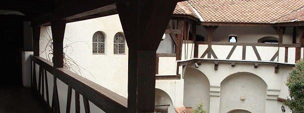 Le chateau de Bran, chateau de Dracula en Roumanie