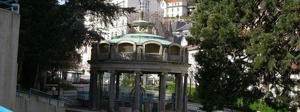 Étape bien-être dans les villes d'eau du Puy-de-Dôme