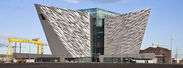 Belfast, en mode Titanic