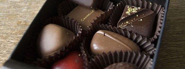 Les chocolats de Marcolini, les meilleurs de Belgique