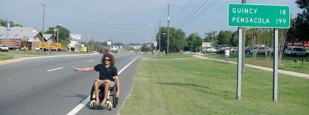 Handicapauvant: on the road again