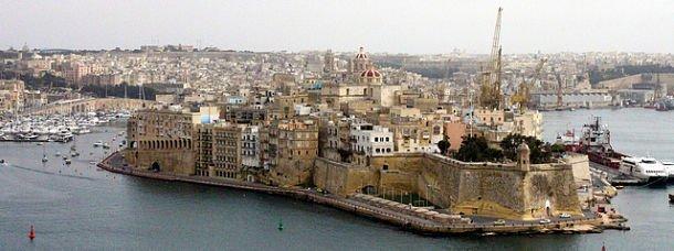 Malte: balade dans les Trois Cités