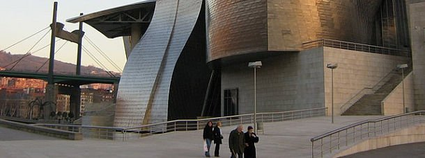 Le Guggenheim de Bilbao, un musée œuvre d'art