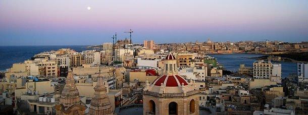 Malte, destination ensoleillée pour prendre des cours d'anglais
