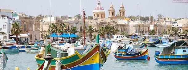 Malte, le port