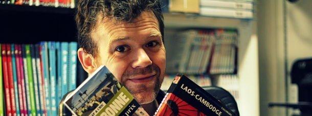 Pascal de la librairie Ariane