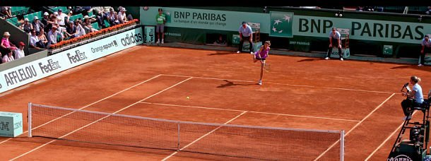 Rolland Garros, les internationaux de France